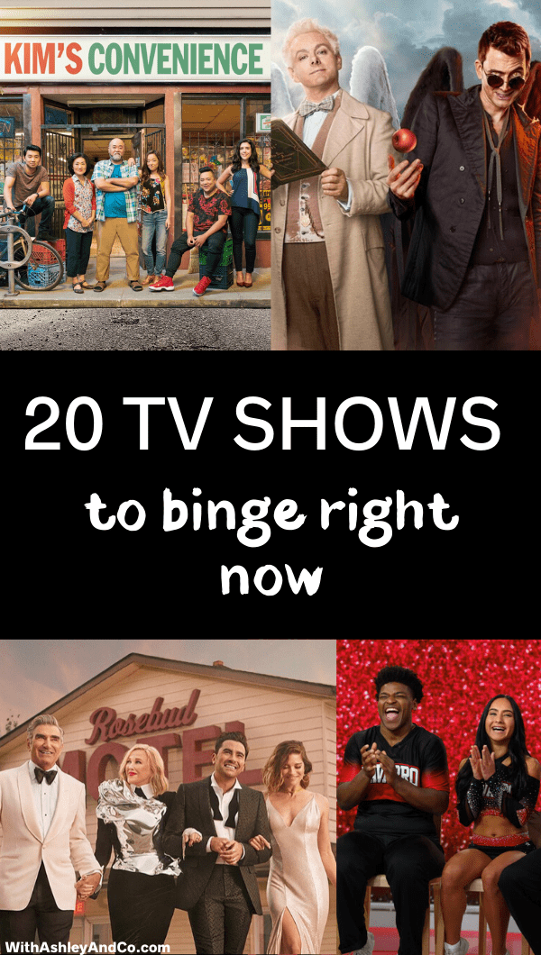 TV Shows To Binge Watch