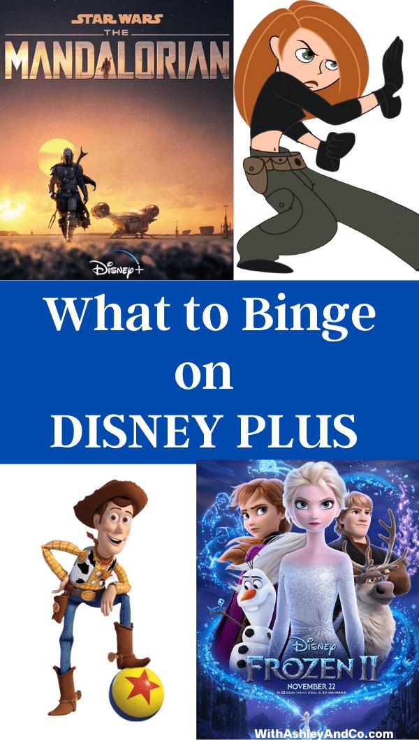 Binge On Disney Plus