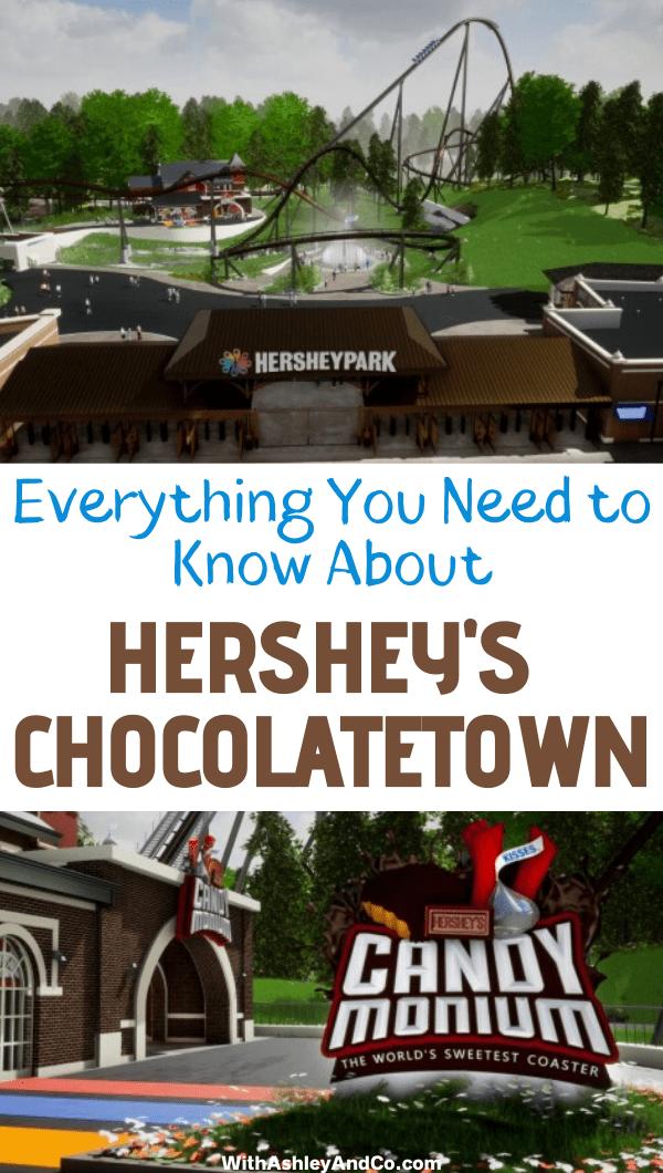 Hershey Chocolatetown