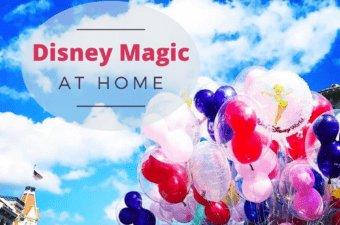 Disney Magic At Home