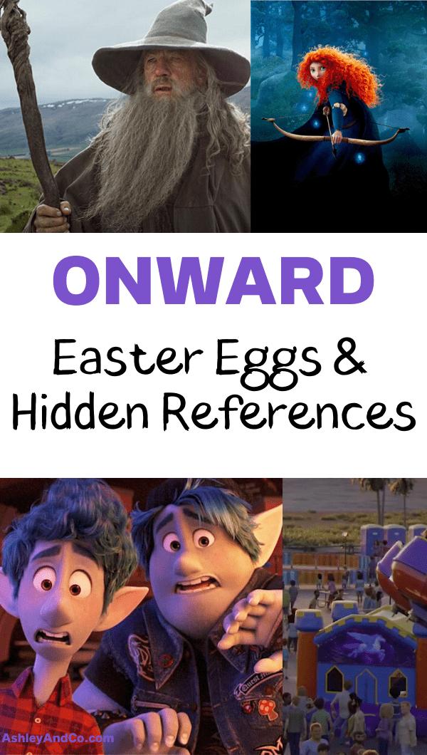 Onward Easter Eggs