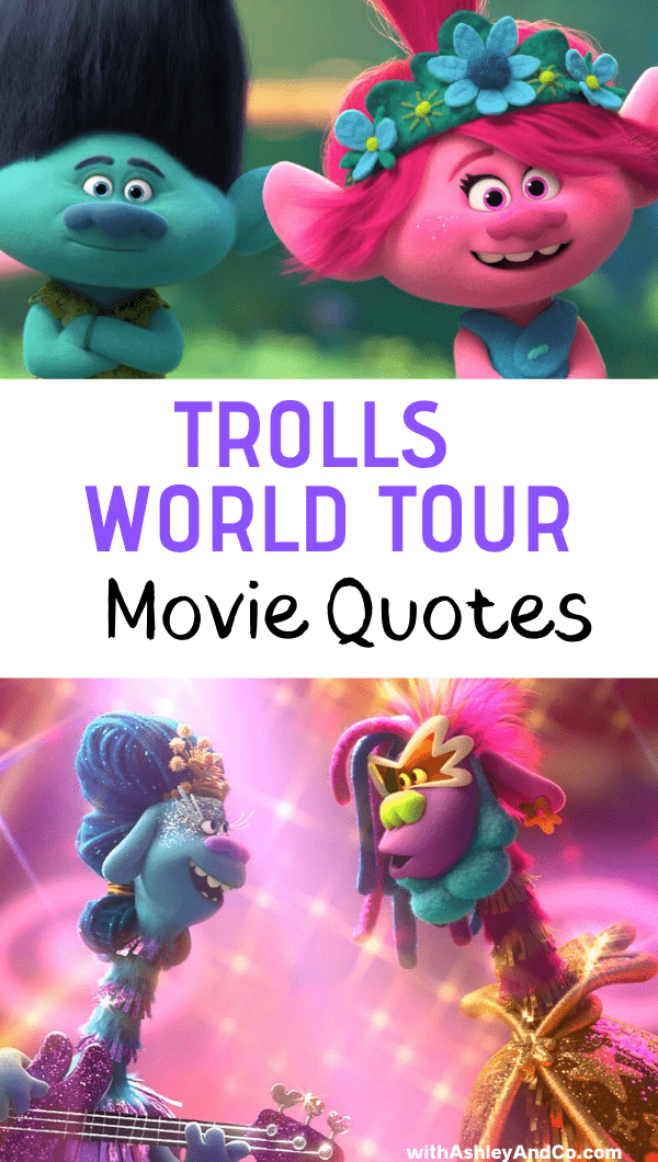 Trolls World Tour Quotes