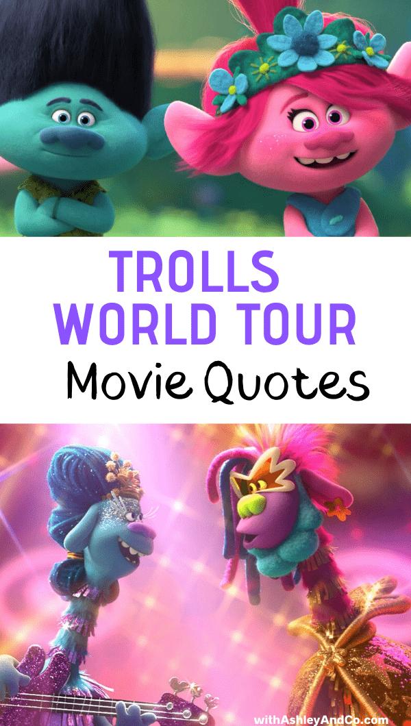Trolls World Tour Quotes