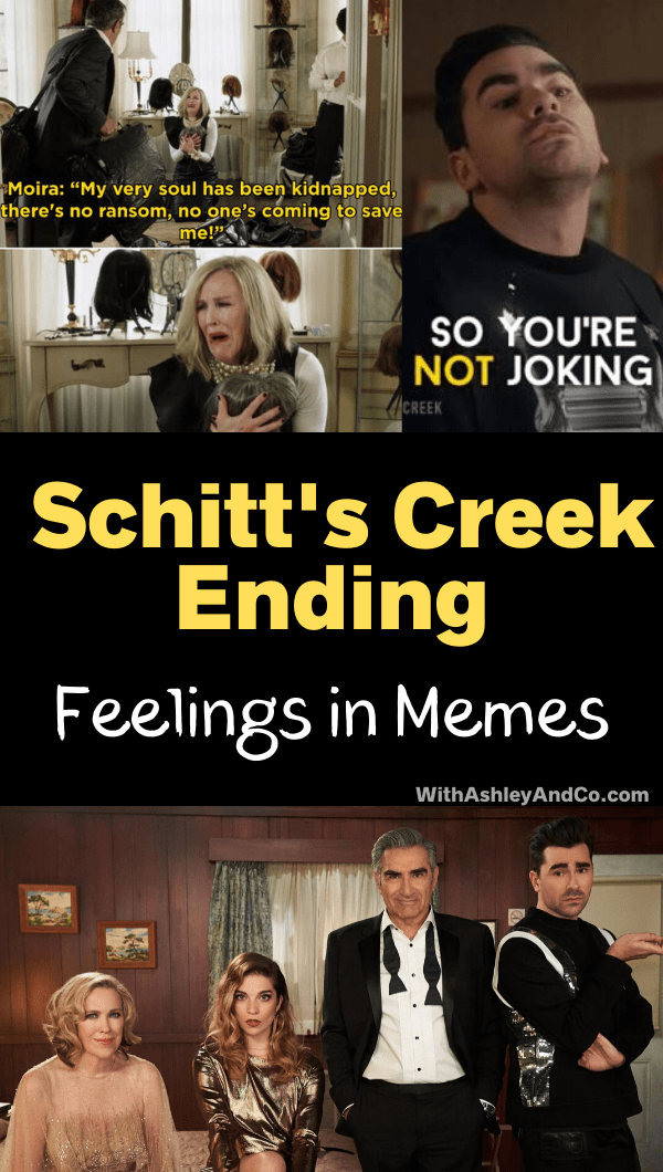 Schitt's Creek Ending