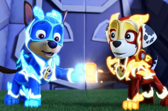 PAW Patrol Mighty Pups Charged Up Giveaway