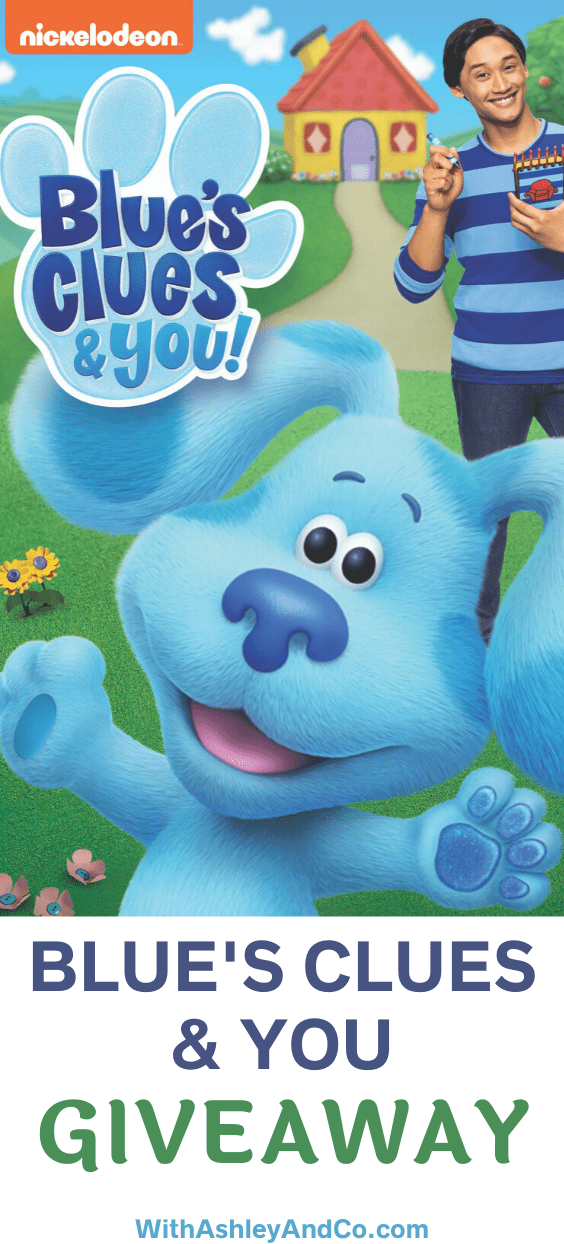 Blue's Clues and You Giveaway