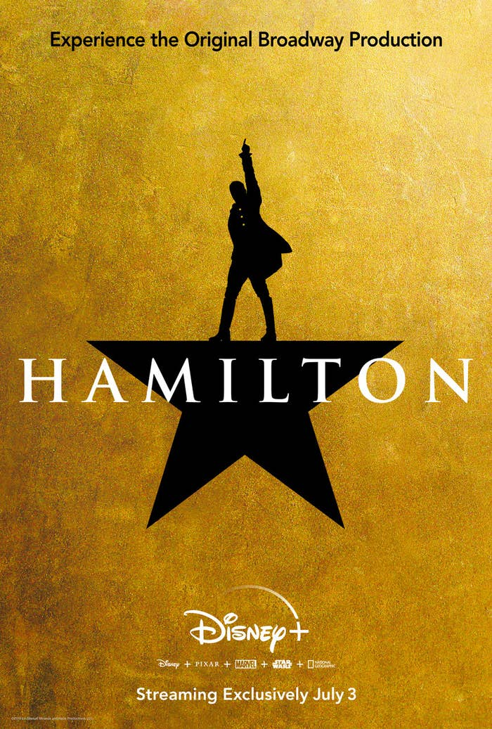 Hamilton Film Trailer