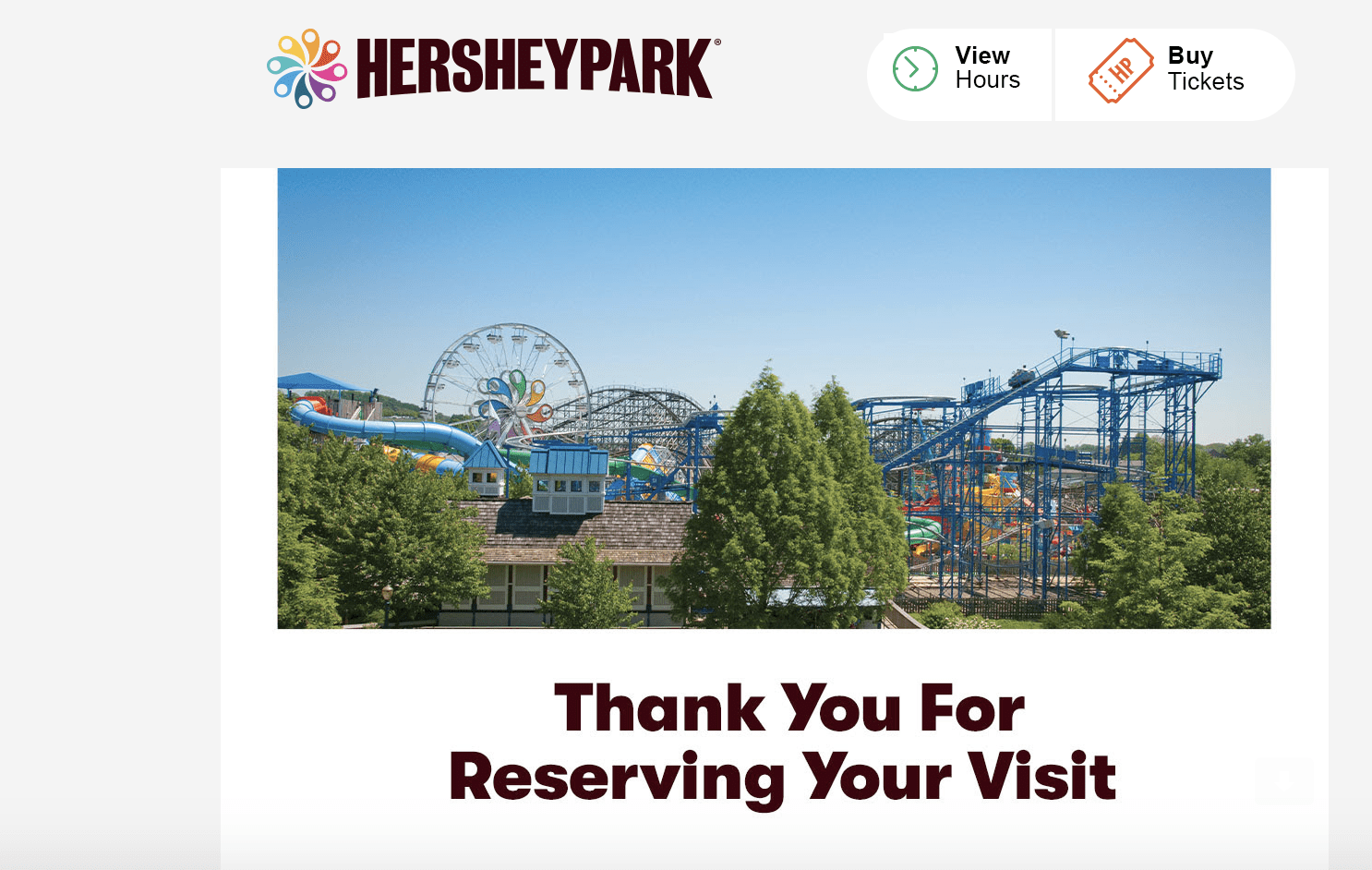 hersheypark reopens July 3