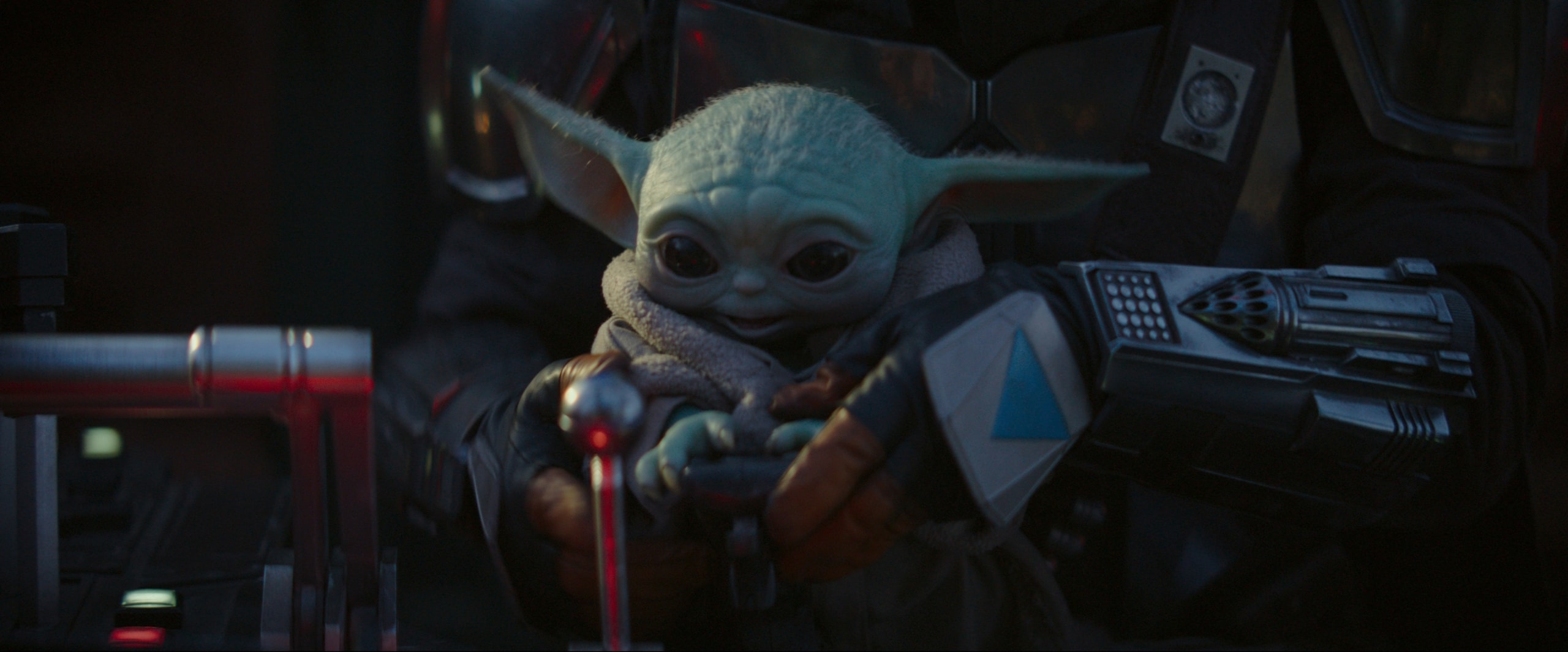 Baby Yoda Julia Jones