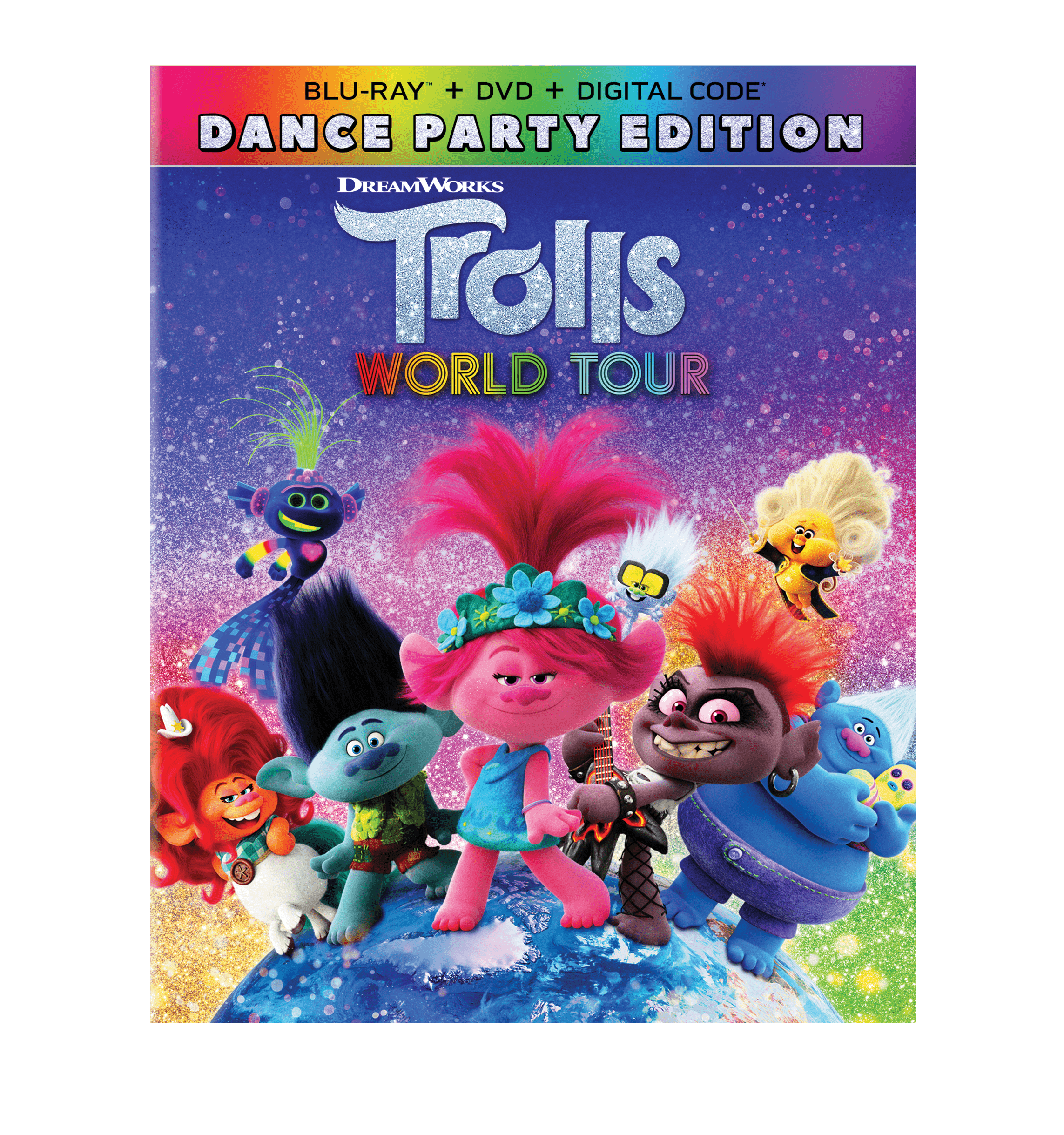 Trolls World Tour Dance Party Edition