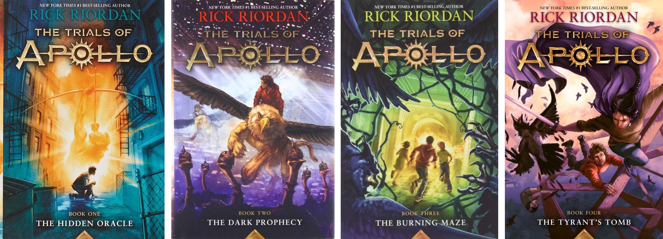 The Trials of Apollo Series