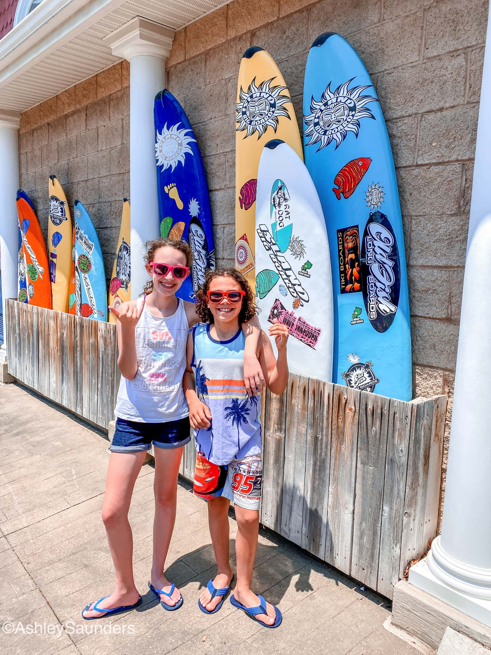 Visiting Hersheypark in 2020 Boardwalk