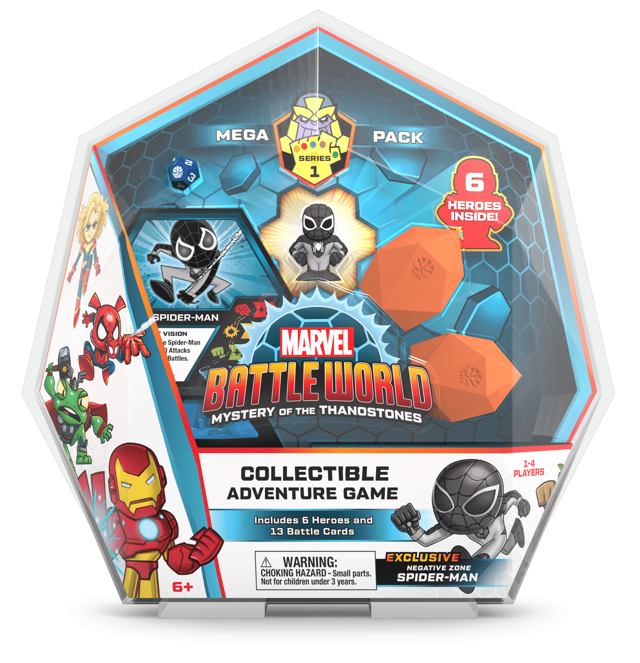 Marvel Battleworld Game