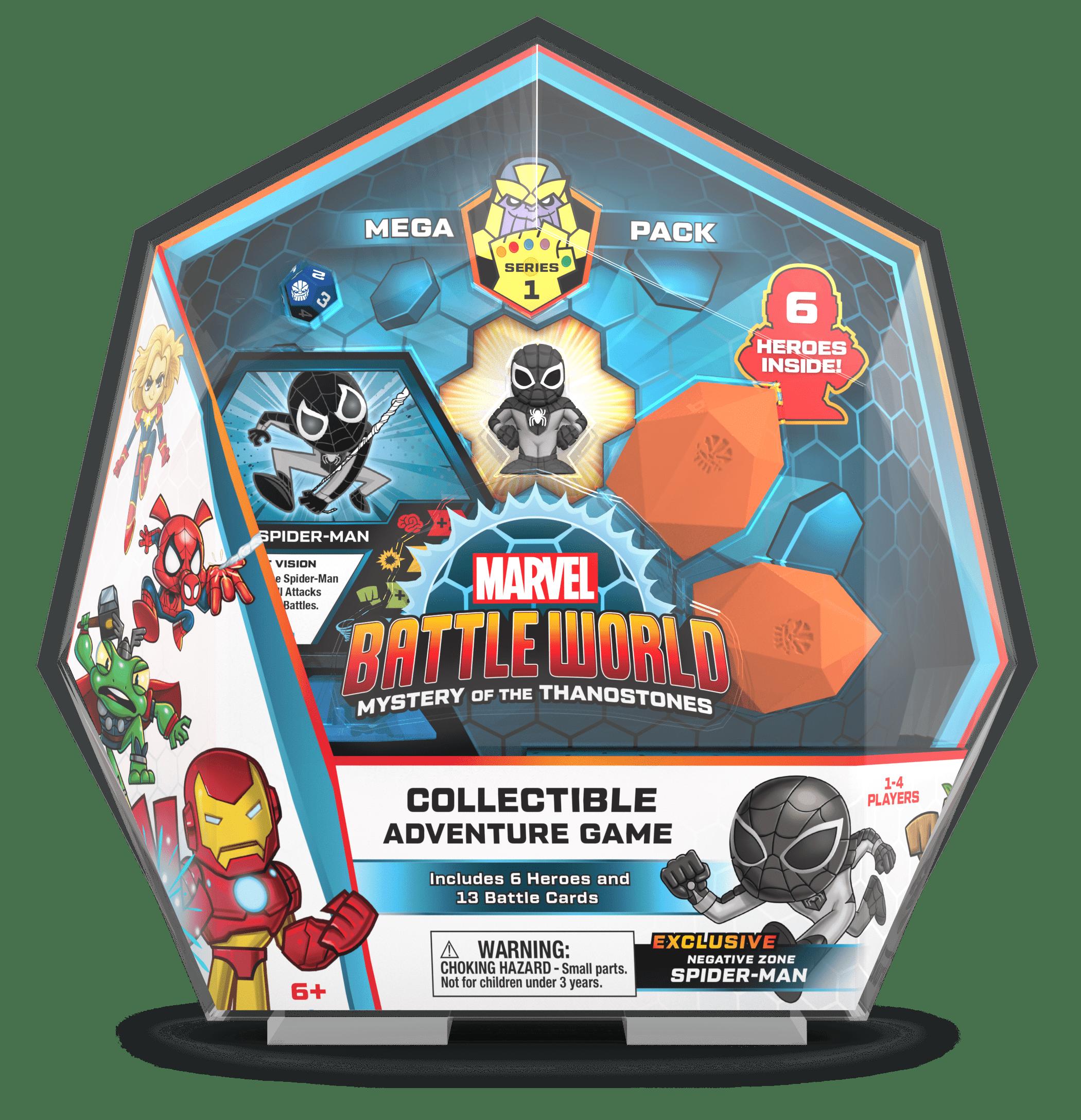 Marvel Battleworld Game