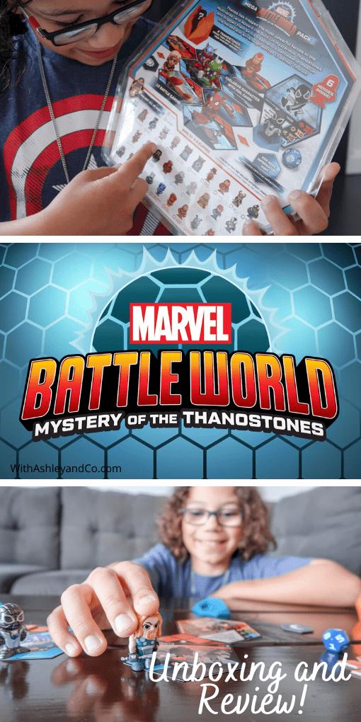 Marvel Battleworld Game Review Pin