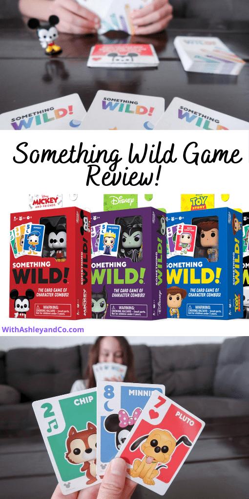 Something Wild Game