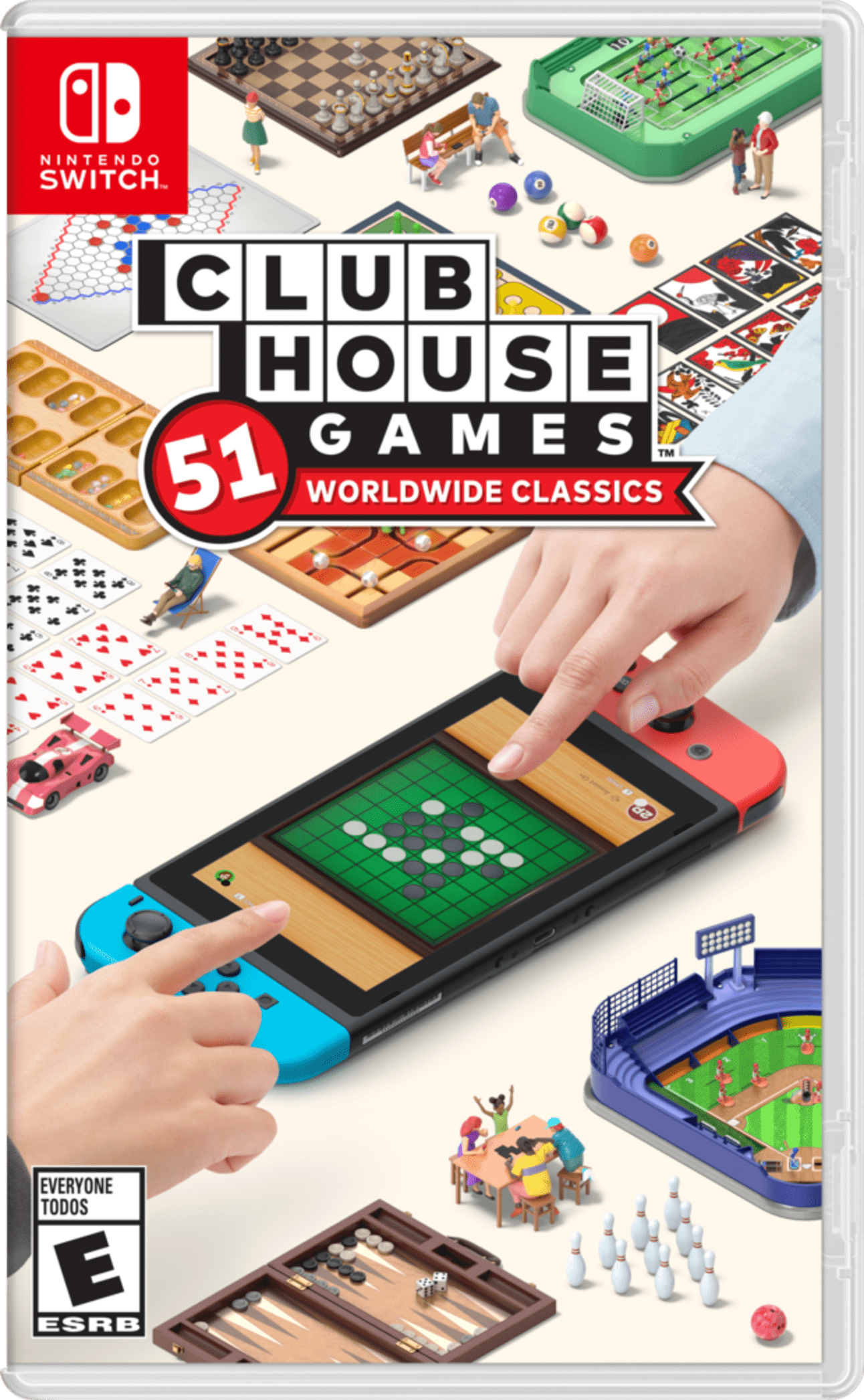 Clubhouse Games 51 World Wide Classics