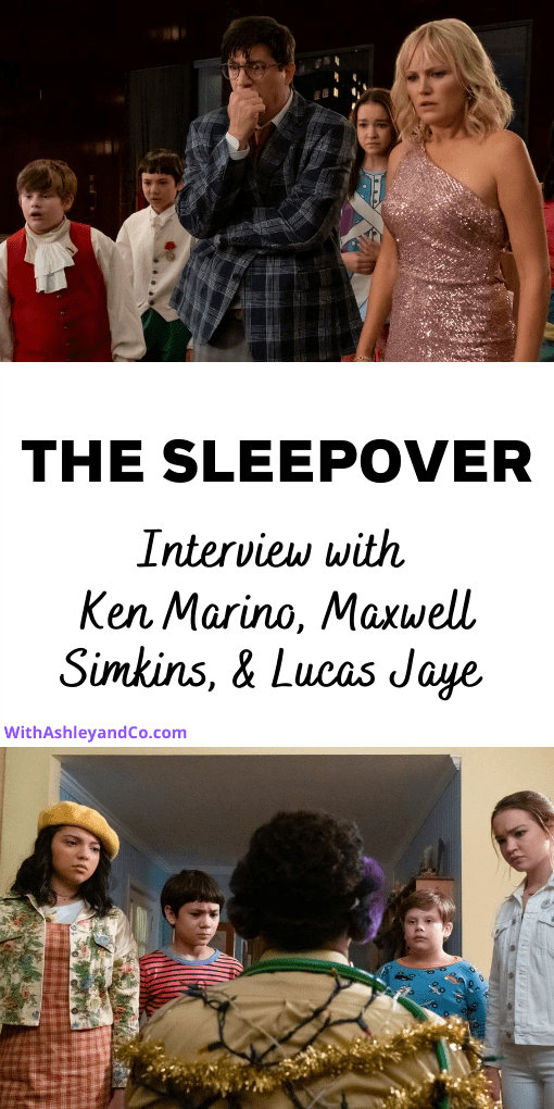 The Sleepover Interview with Ken Marino