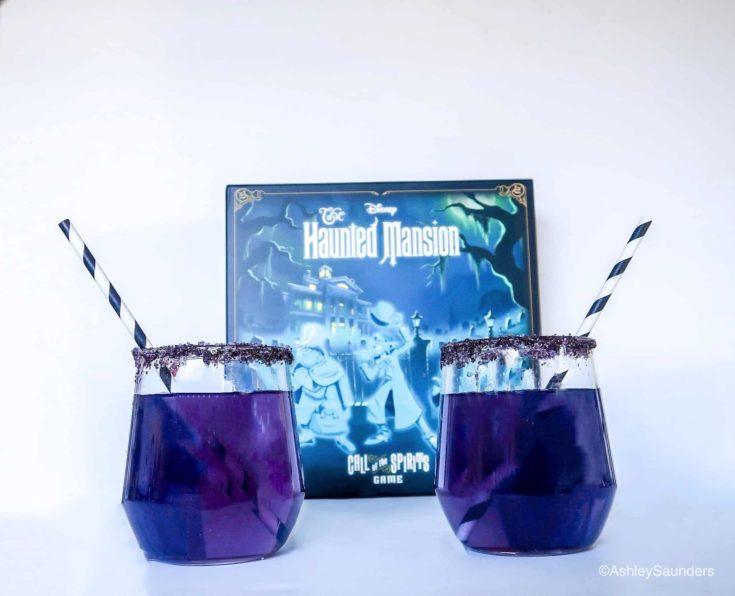 Haunted Mansion Mocktail