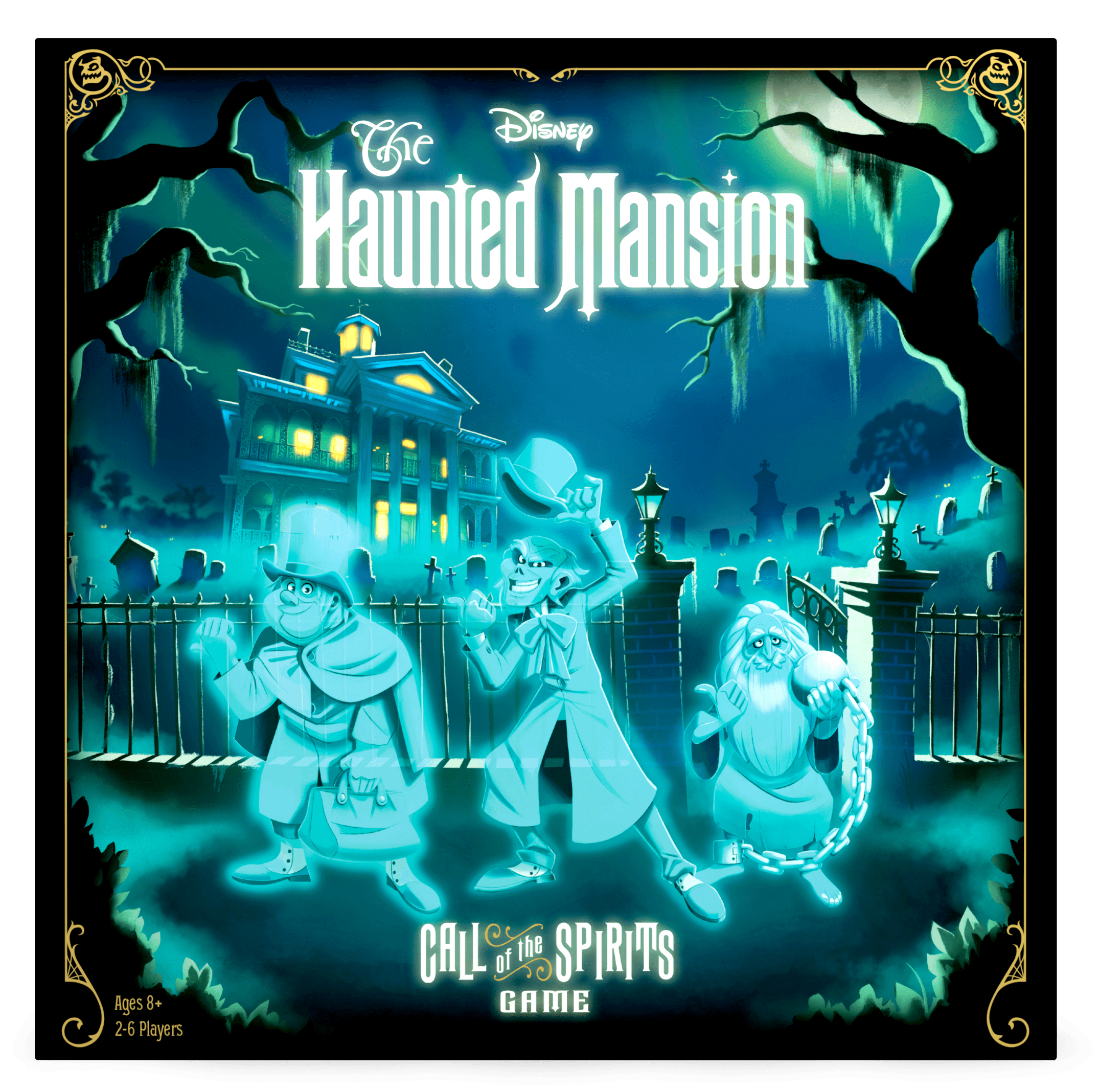 Haunted Mansion Call of the Spirits Funko Games