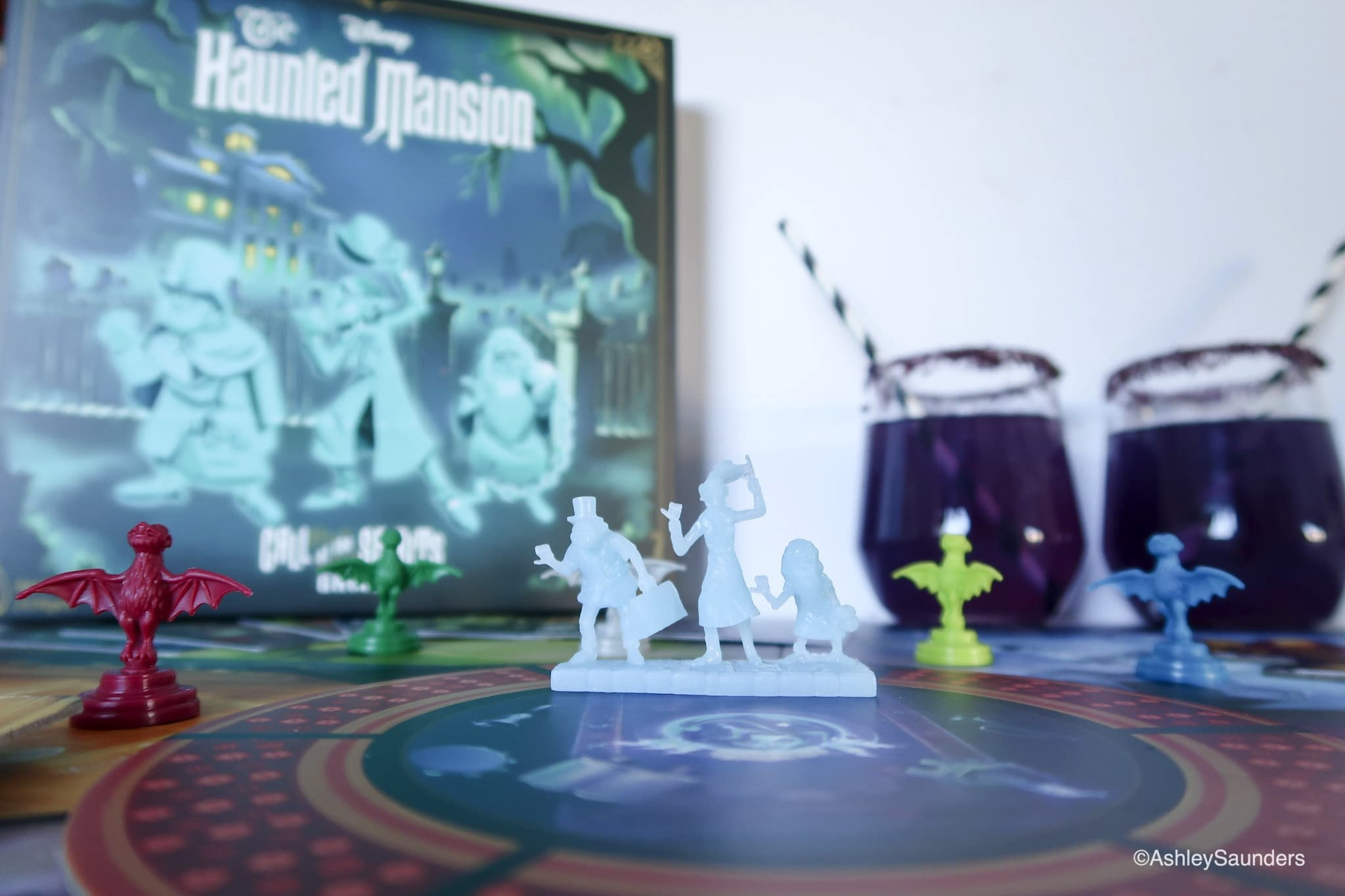 Haunted Mansion Call of the Spirits