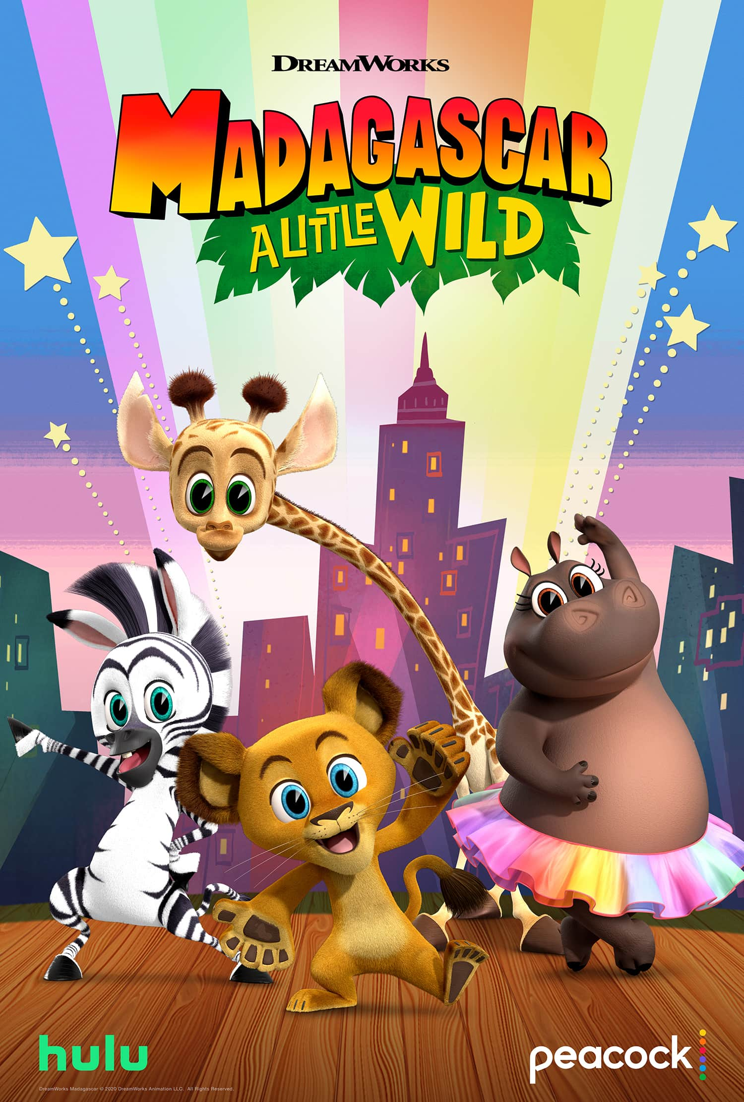 Madagascar A Little Wild Review