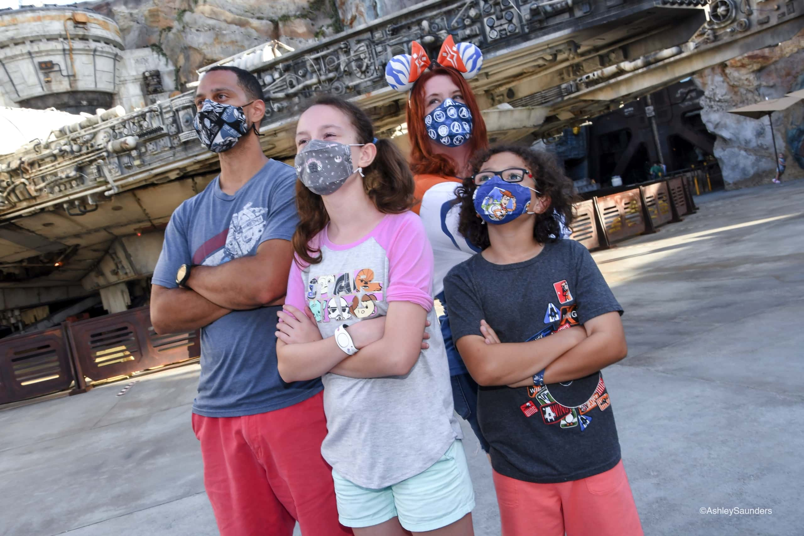 Disney World in 2020 Masks