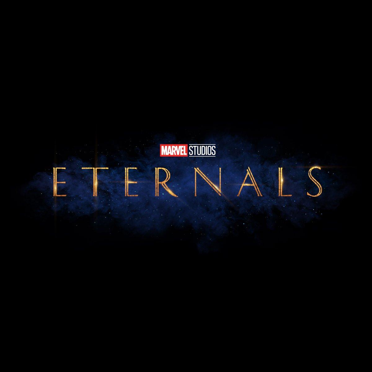 Eternals Logo Phase 4