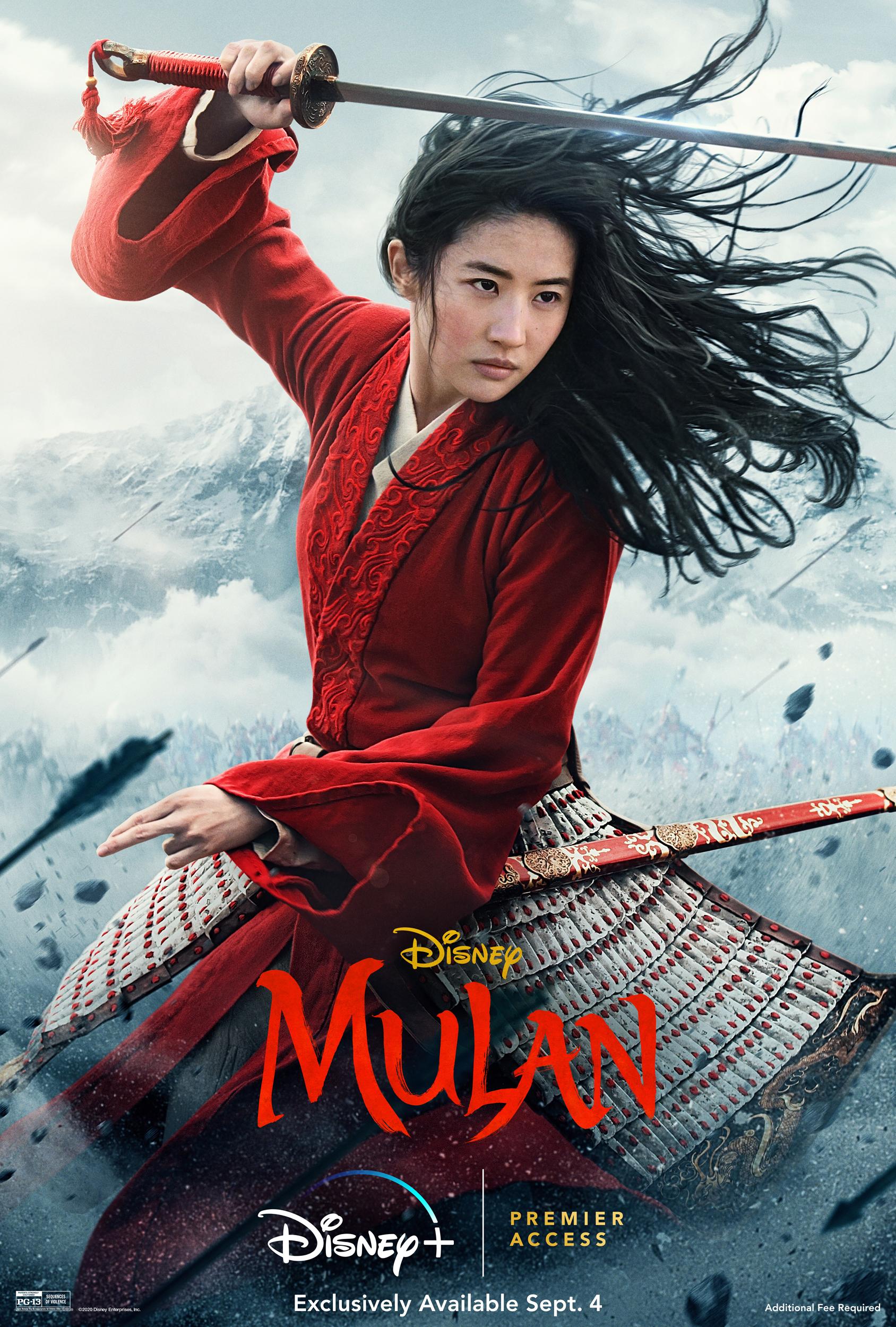 Mulan Easter eggs on Disney Plus