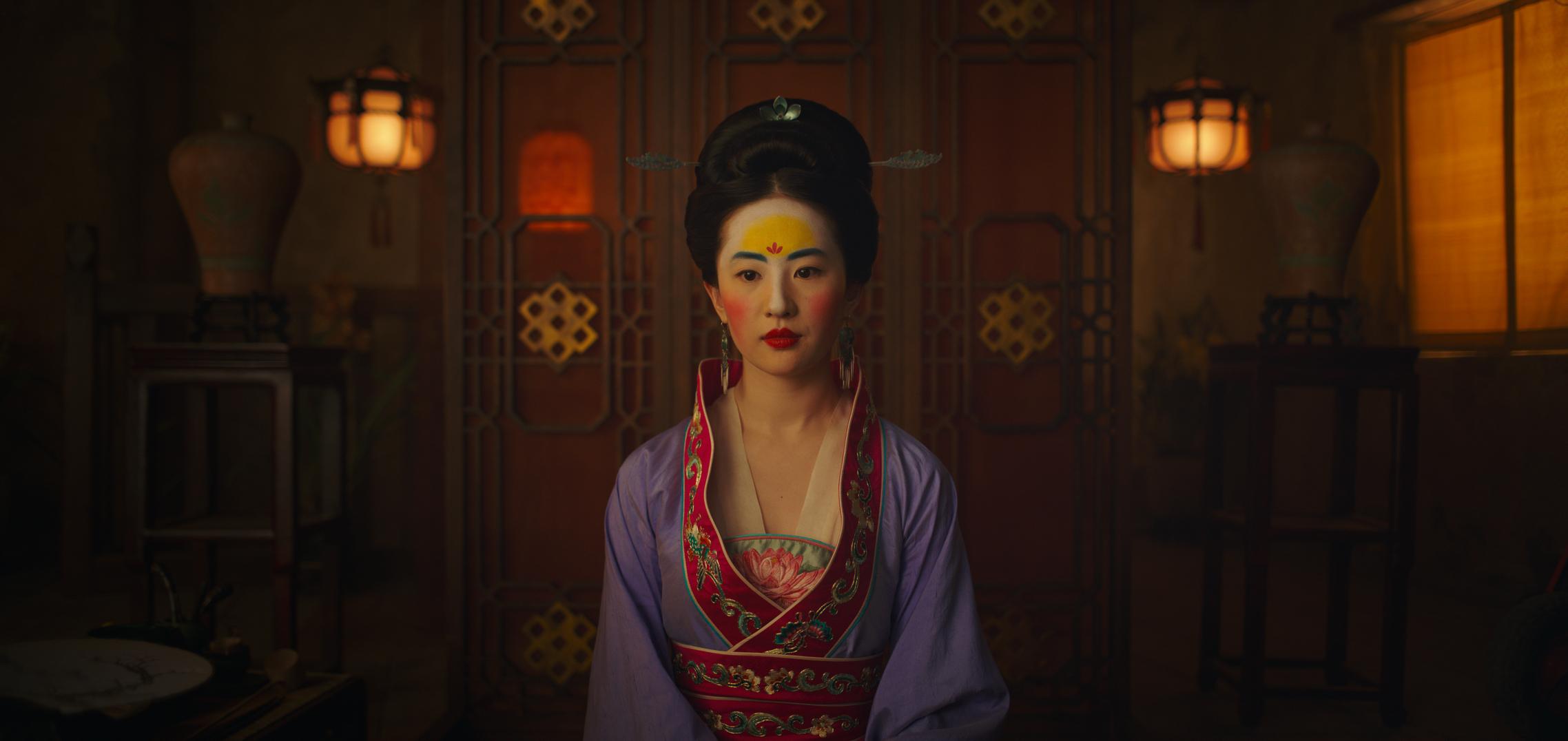 Mulan Movie Review Matchmaker