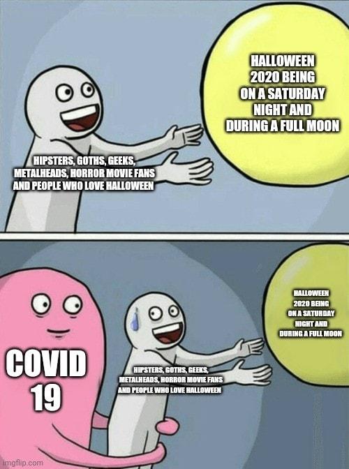 Halloween 2020 Memes