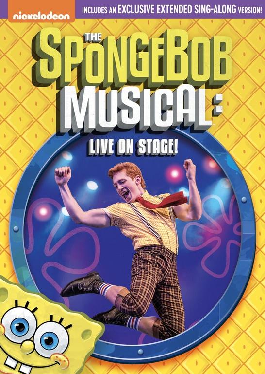 SpongeBob Musical Live On Stage