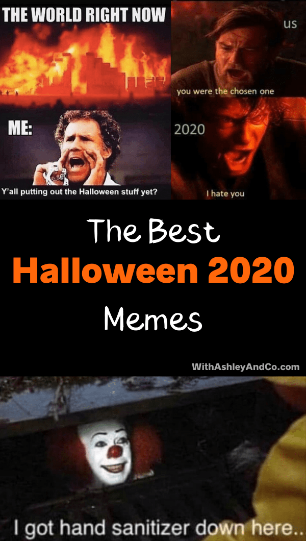 20 Of The Best Halloween 2020 Memes