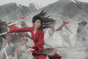 Mulan Giveaway