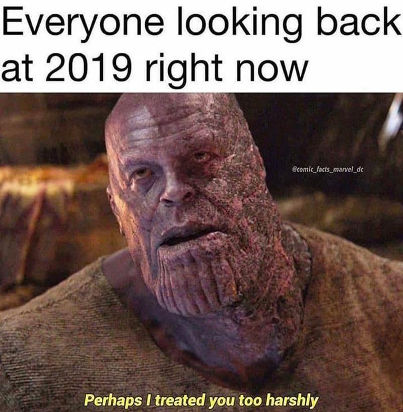 2020 new year memes