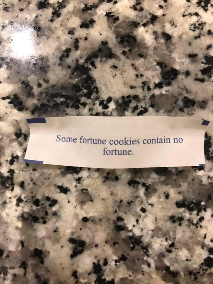 2020 fortune cookie