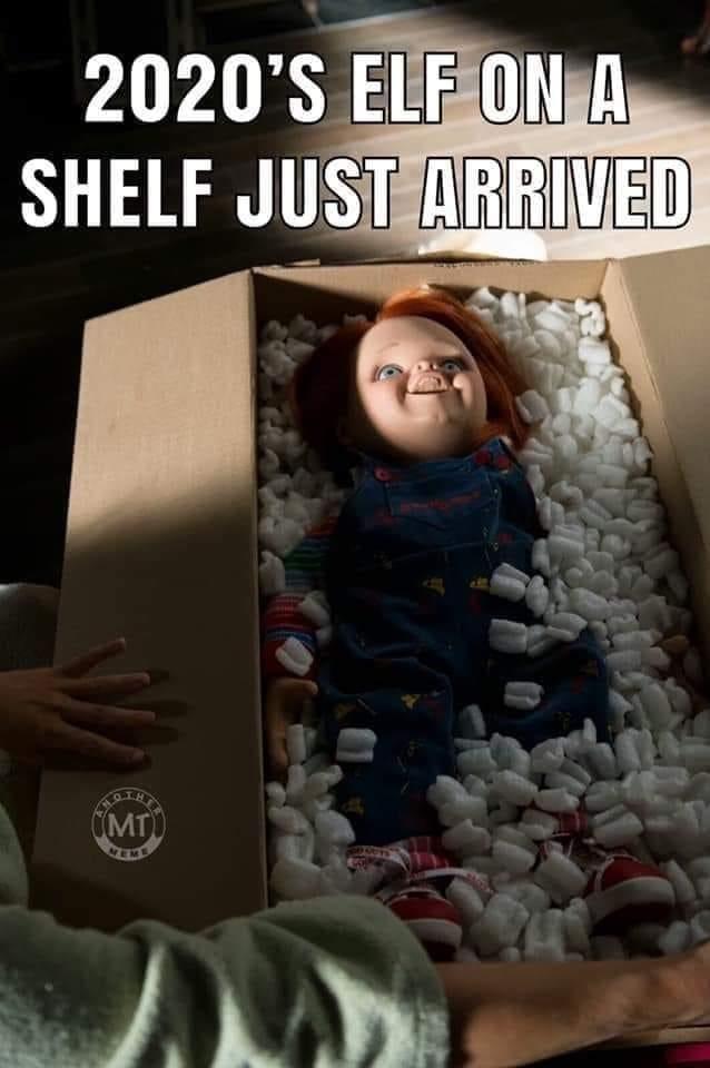 Christmas 2020 memes