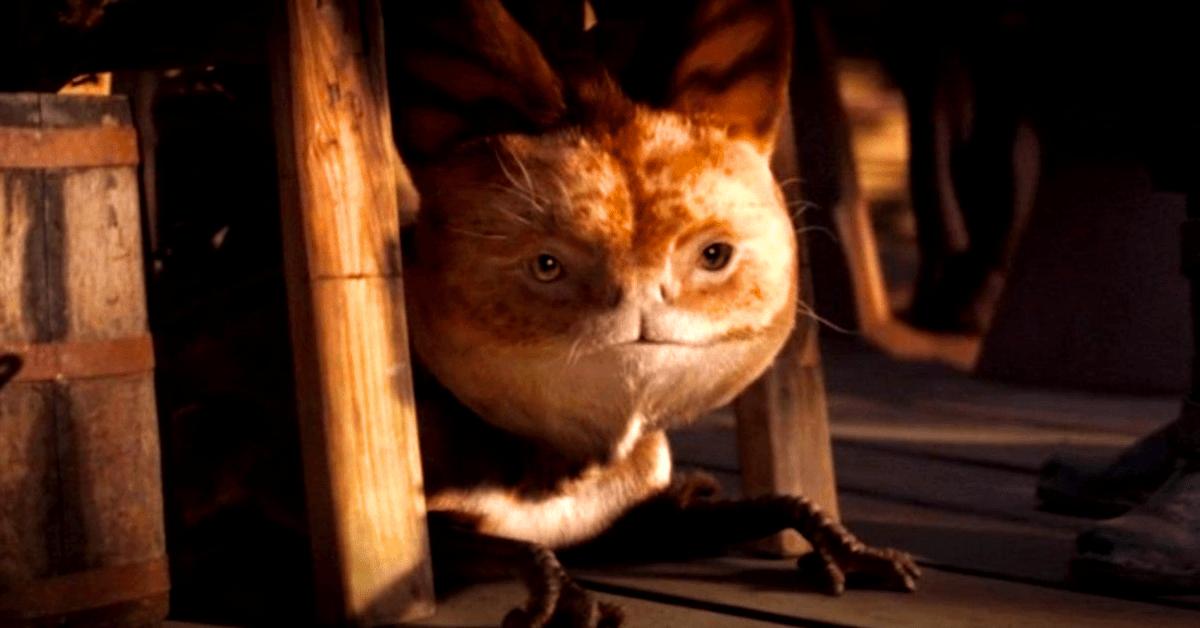 The Mandalorian Season Two The Jedi Loth Cat