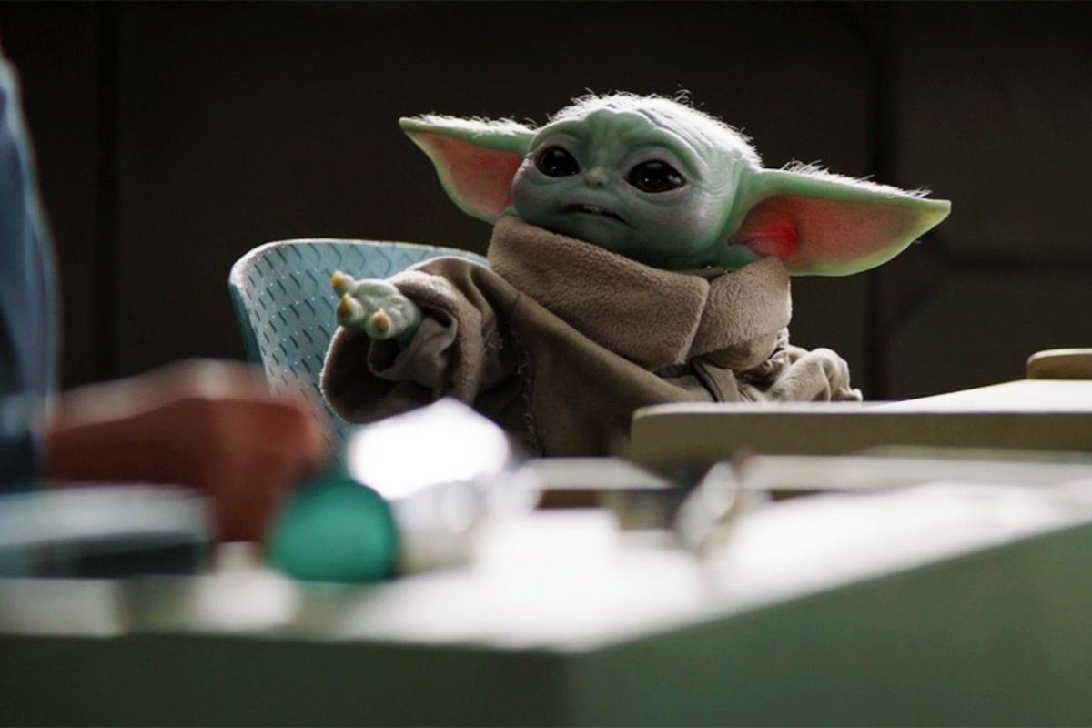 The Siege Easter Eggs Baby Yoda school