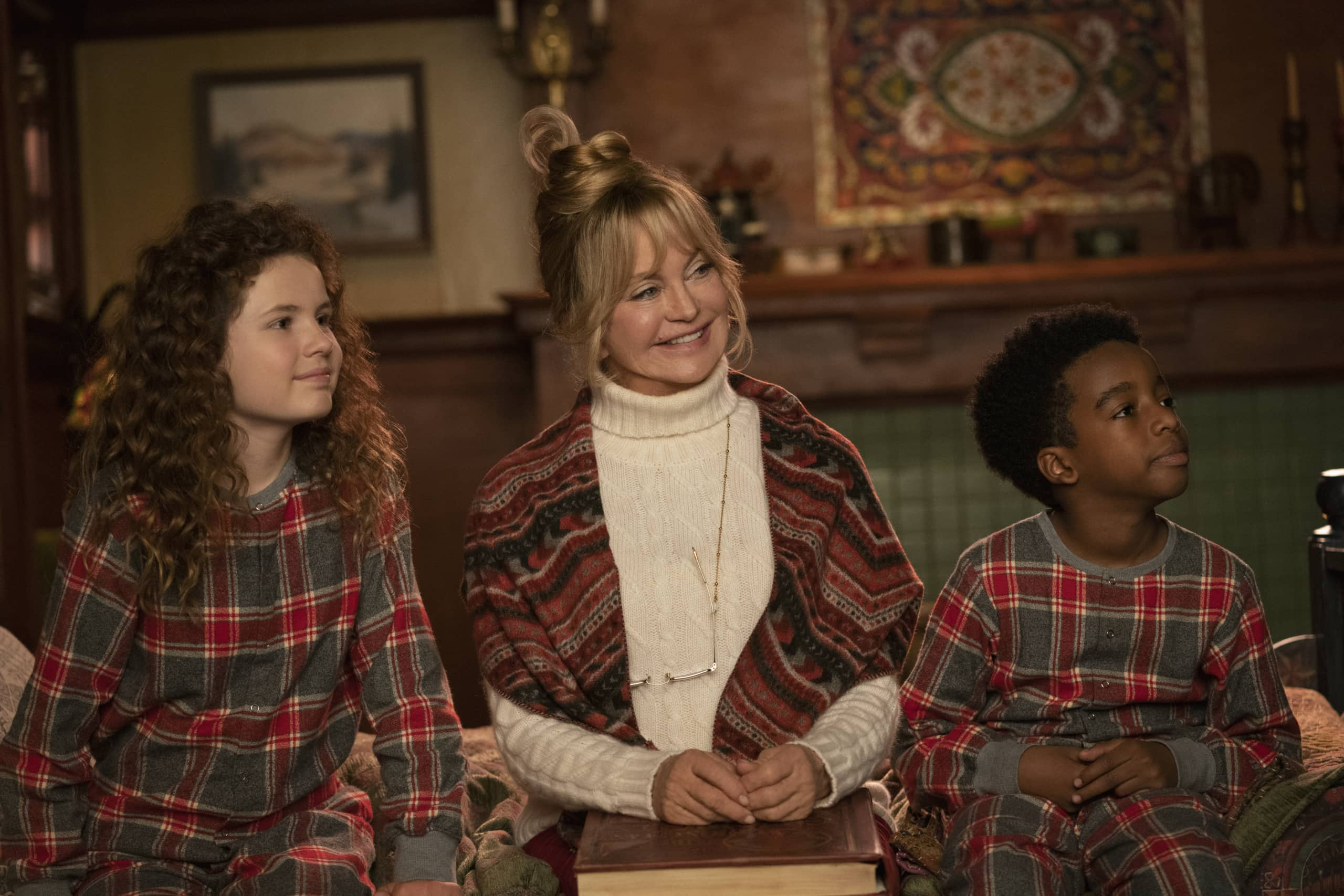 The Christmas Chronicles 2 Mrs. Claus