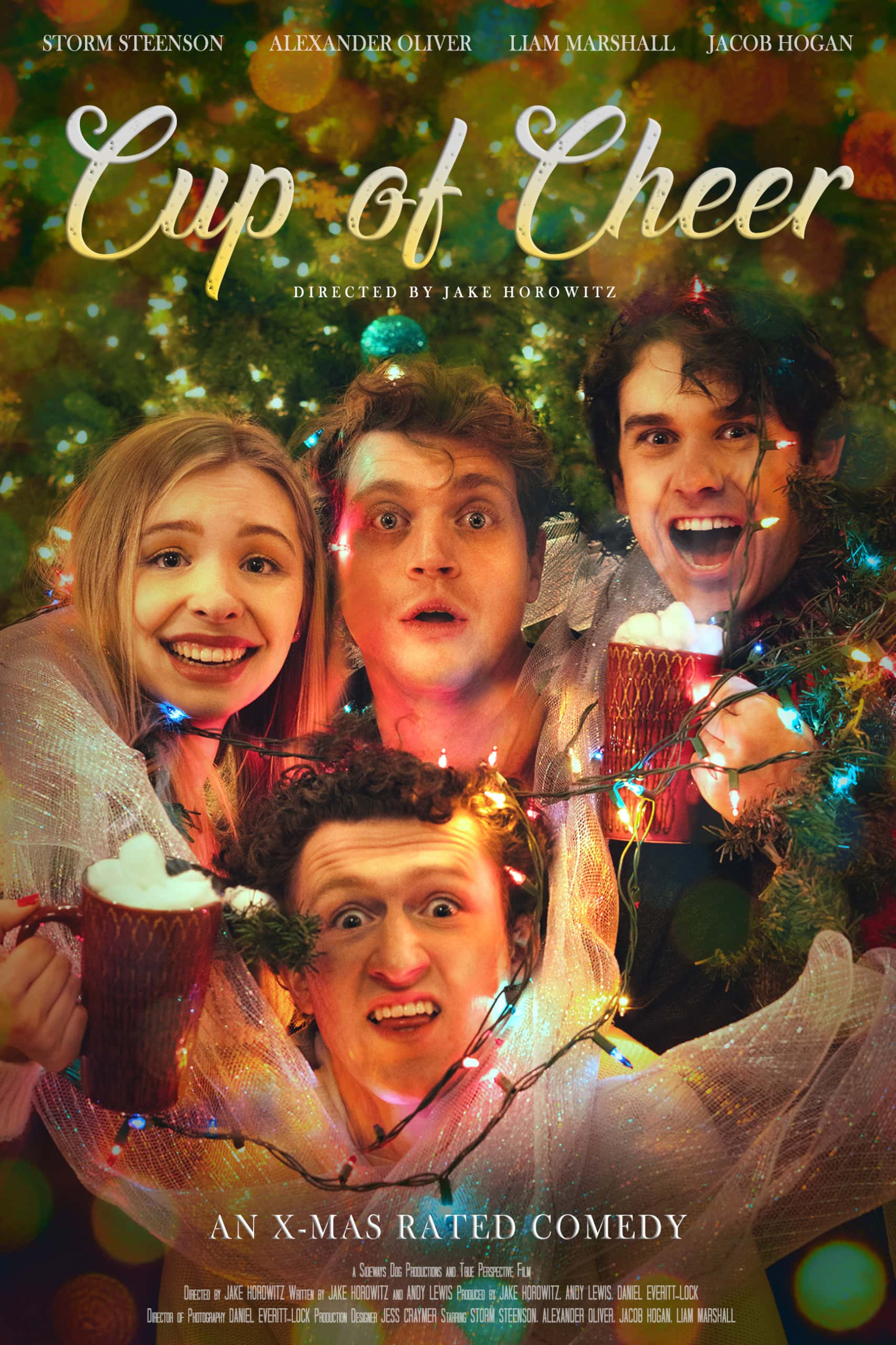 Cup of Cheer Movie Review