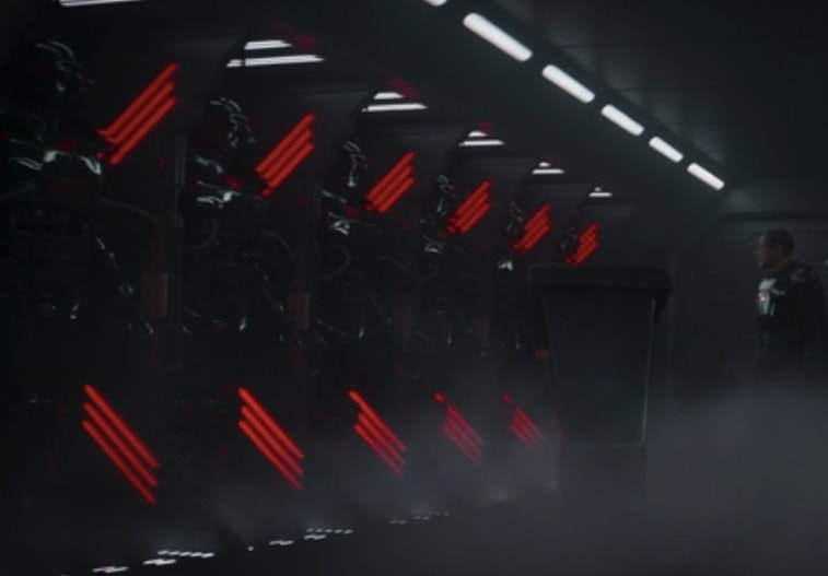 The Siege Easter Eggs Dark Troopers