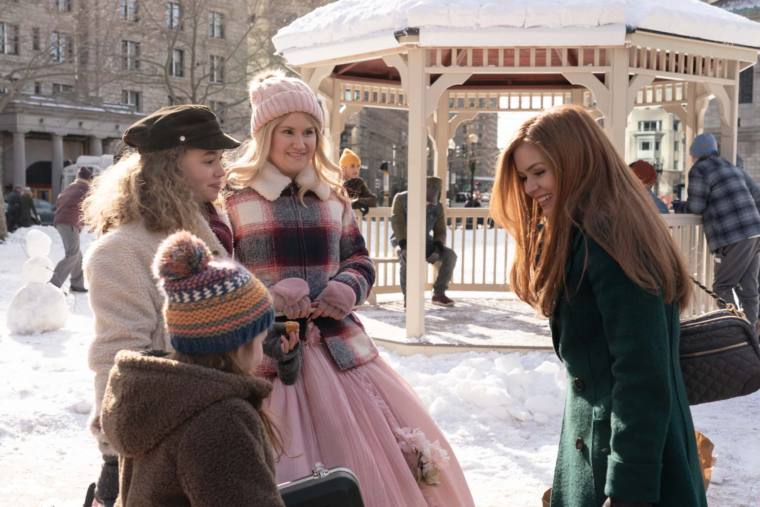 Godmothered Review Isla Fisher