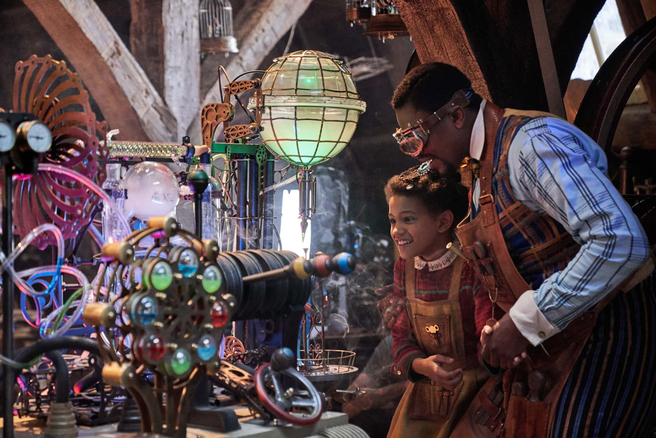 Jingle Jangle Movie Review