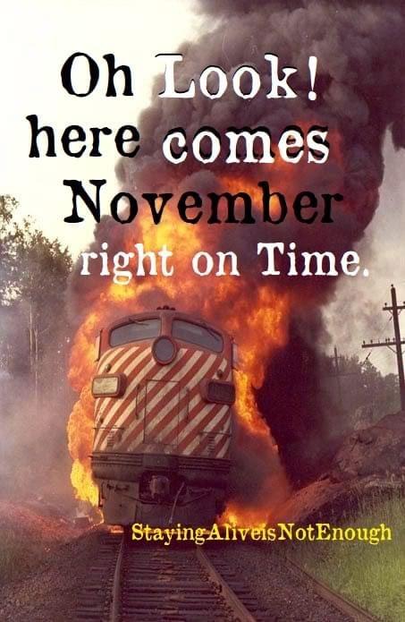 November 2020 memes