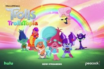 DreamWorks TrollsTopia