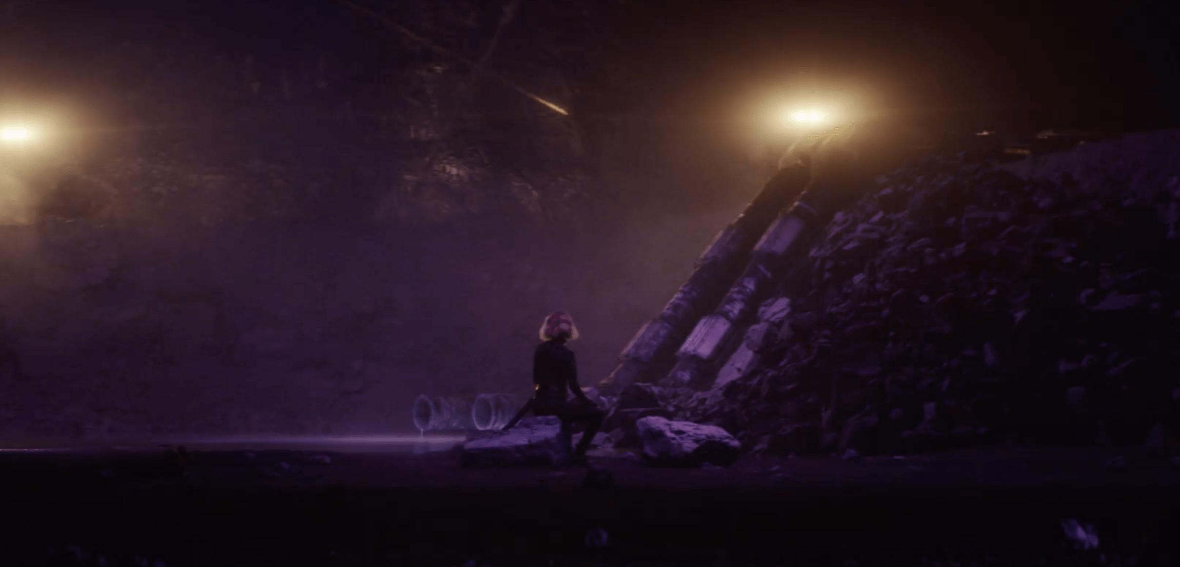 Black Widow Loki Trailer