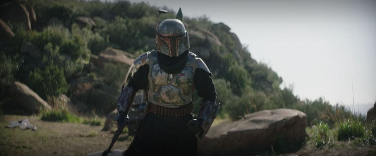 Mandalorian Season Two The Tragedy Easter Eggs Boba Fett Armor