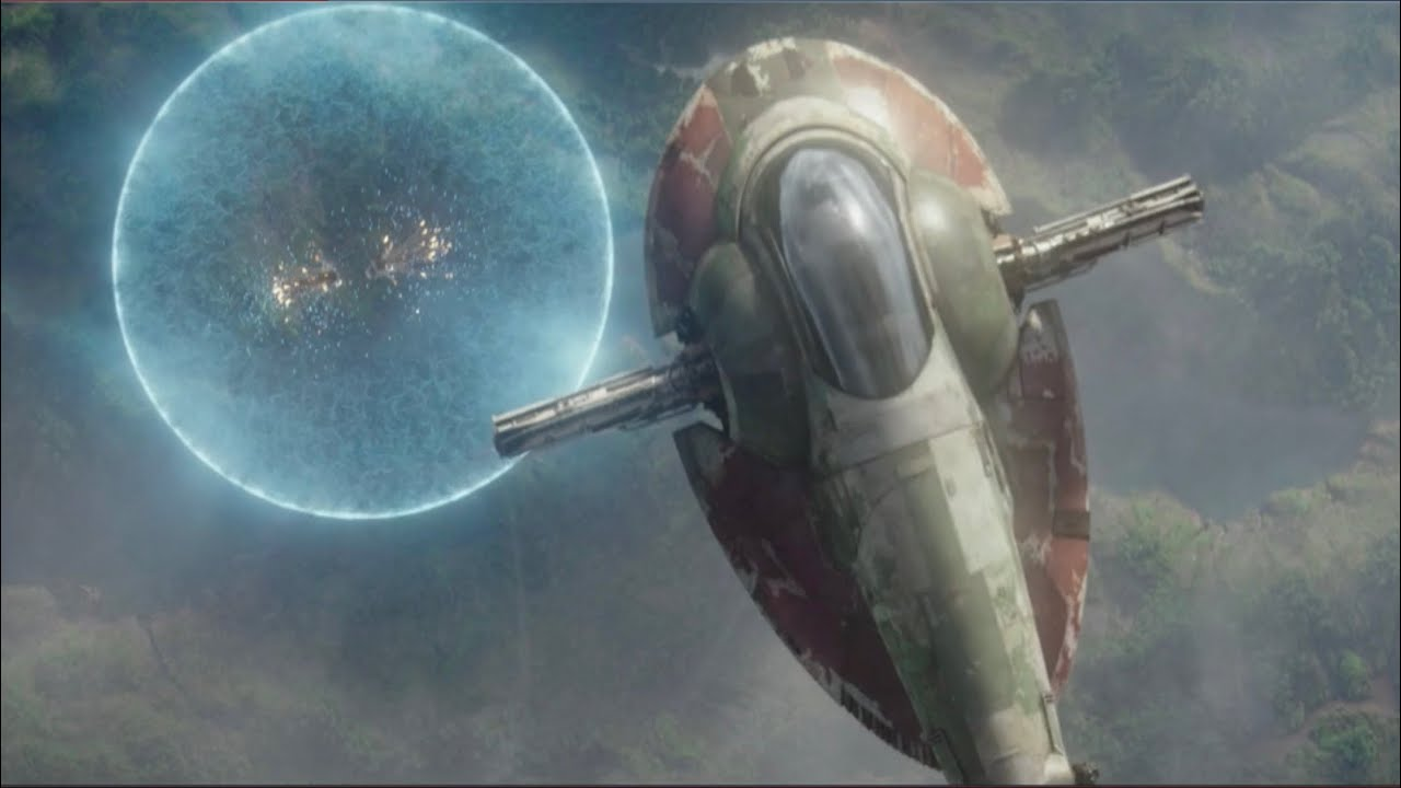 Mandalorian Season Two The Believer Easter Eggs Seismic Charge