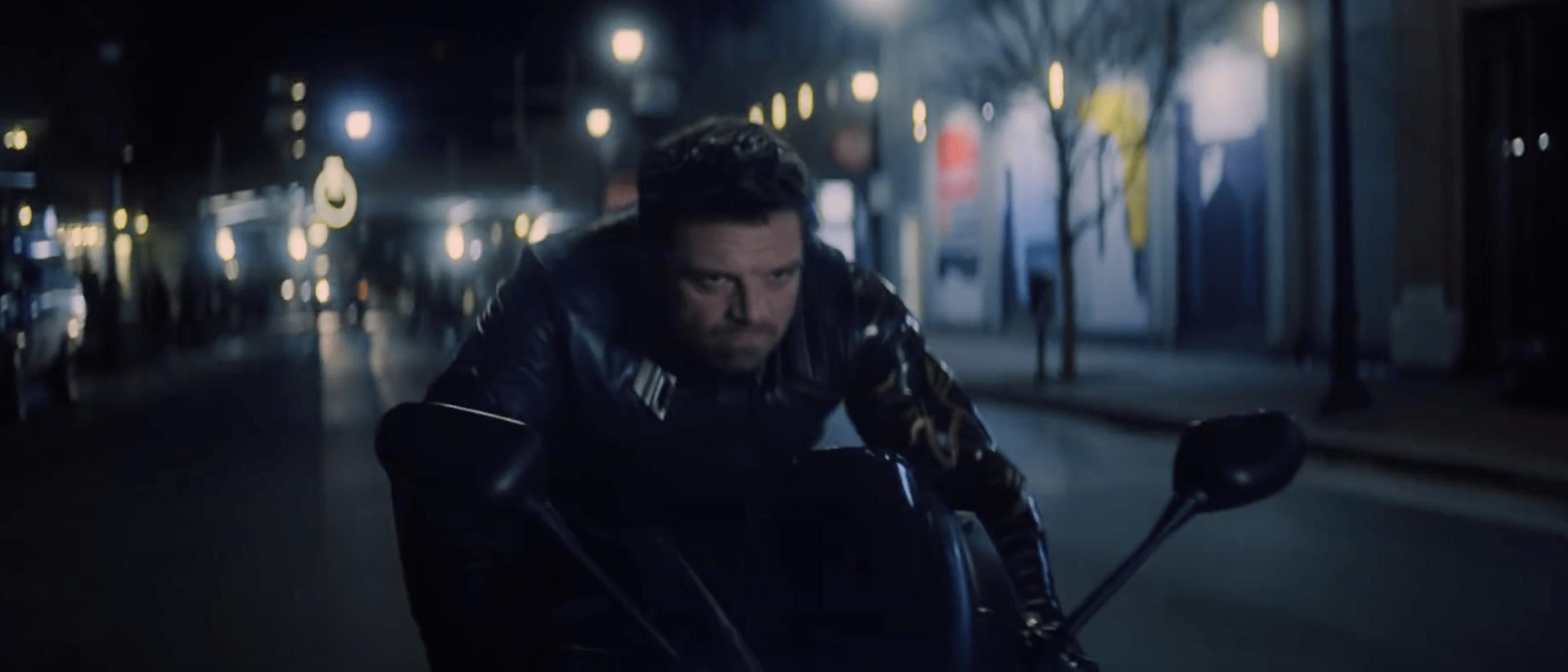 Bucky motorcycle